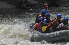 Raft Photo